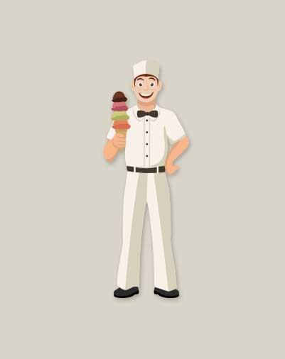 Dixie Belle Ice Cream