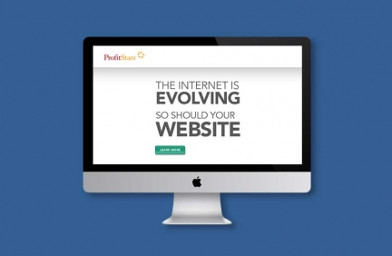 ProfitStars – Responsive Web Design